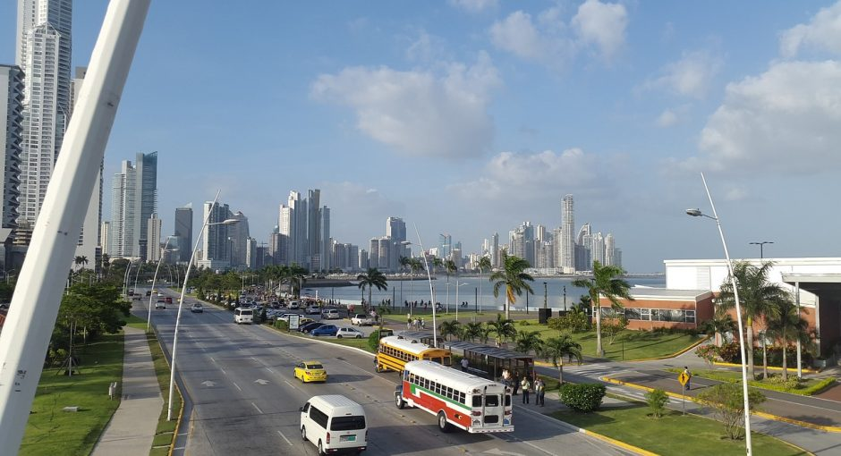 Flights to Panama: Be here in a matter of hours!