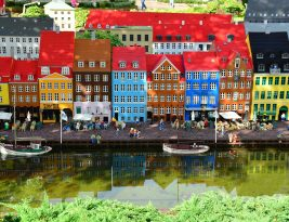 Legoland – Excellent Themed Parks in Denmark