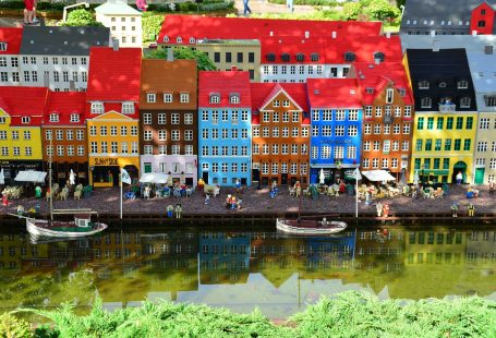 Legoland - Excellent Themed Parks in Denmark