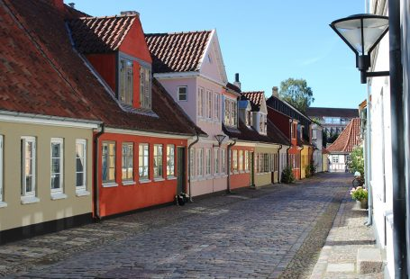 Places to Stay in Denmark