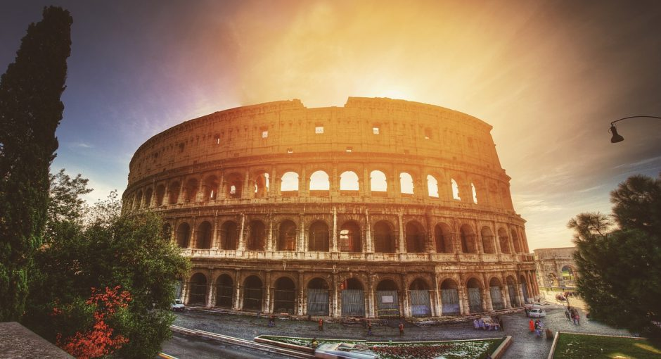 Rome and summer activities