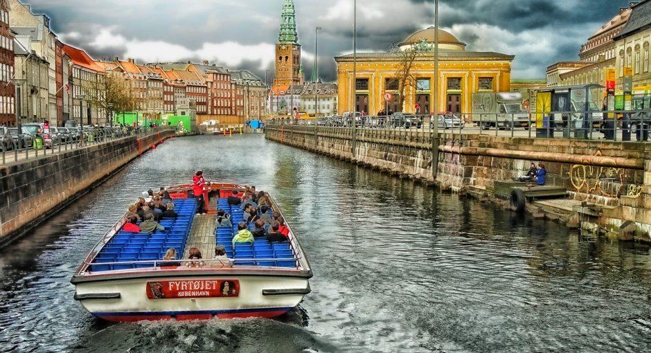 Traveling in Denmark